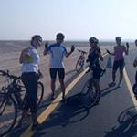 Filistin için Marmara'yı bisikletle dolaşacak!