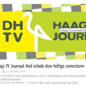 Haags TV Journaal - Minute 5:51 - Den Haag