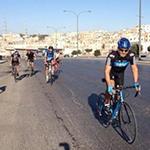 Özgür Filistin' için pedal çevirecekler