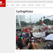 Middle East Monitor - Cycling4Gaza
